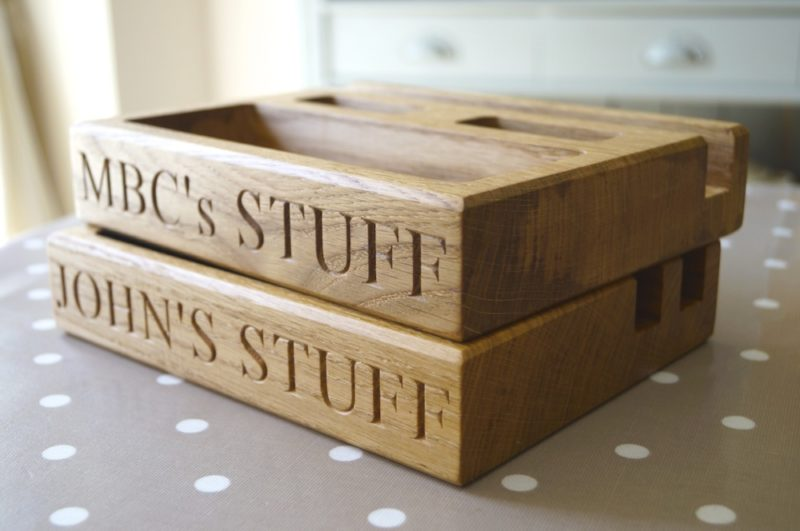 Personalised Oak Gifts from MakeMeSomethingSpecial.com