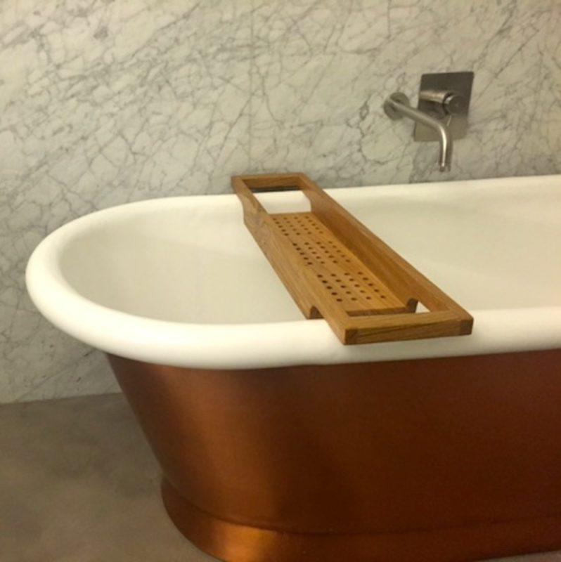 Handmade Wooden Bath Racks