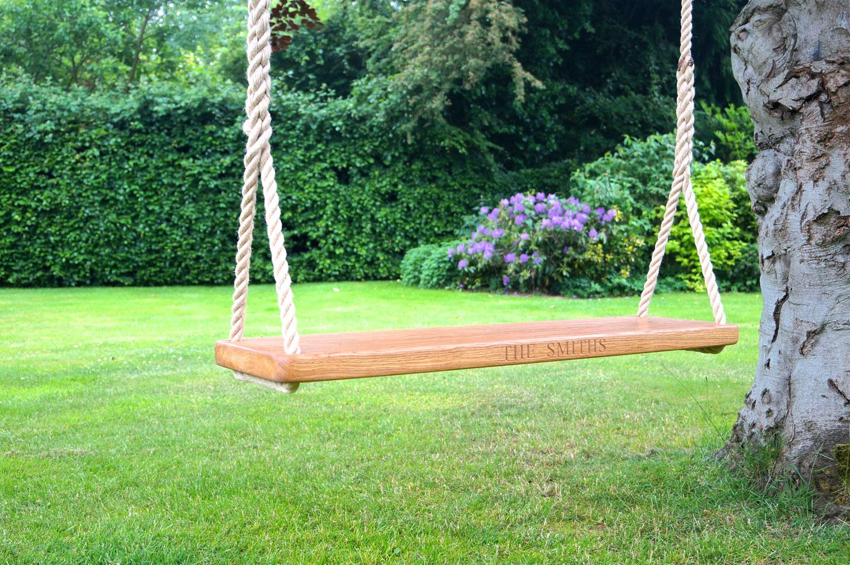 Tree Swing Double Swings Makemesomethingspecialcom