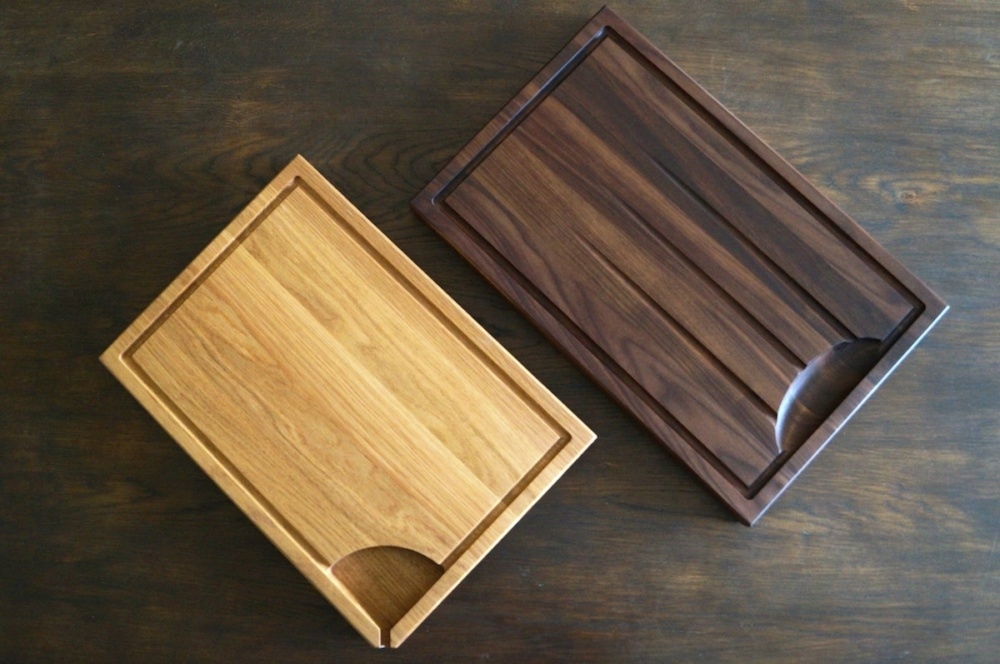 Handmade Carving Board - Wooden Wedding Gifts