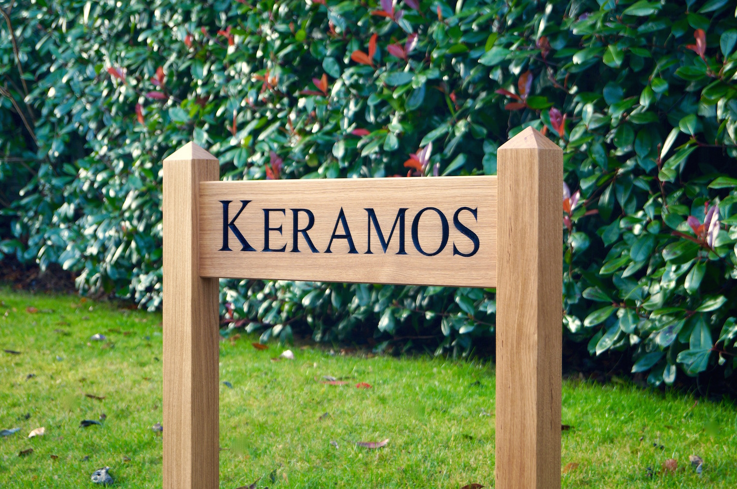 engraved-wooden-house-signs-makemesomethingspecial.com