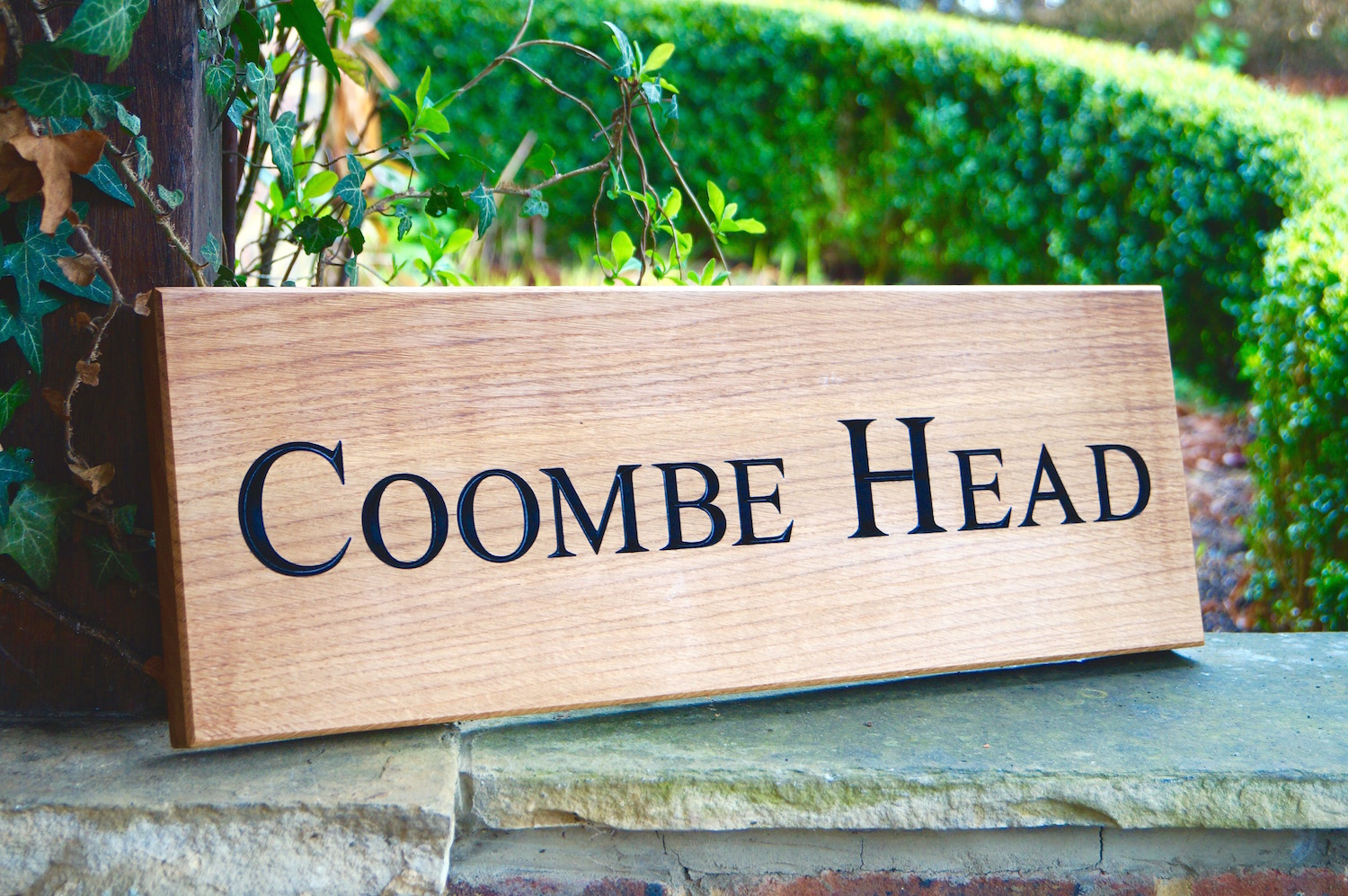 quality-oak-house-signs-makemesomethingspecial.com