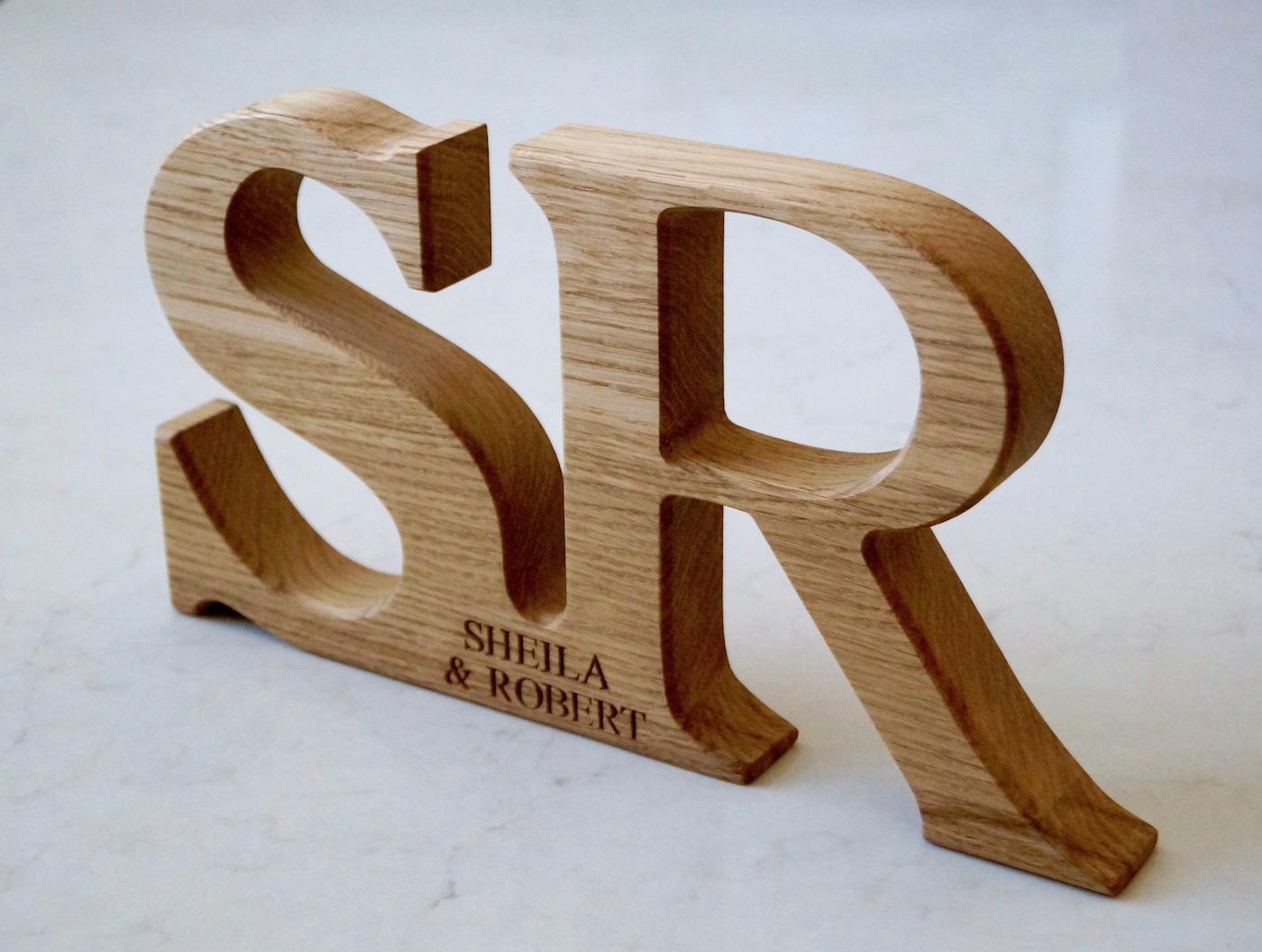 joined-oak-letters-makemesomethingspecial.com
