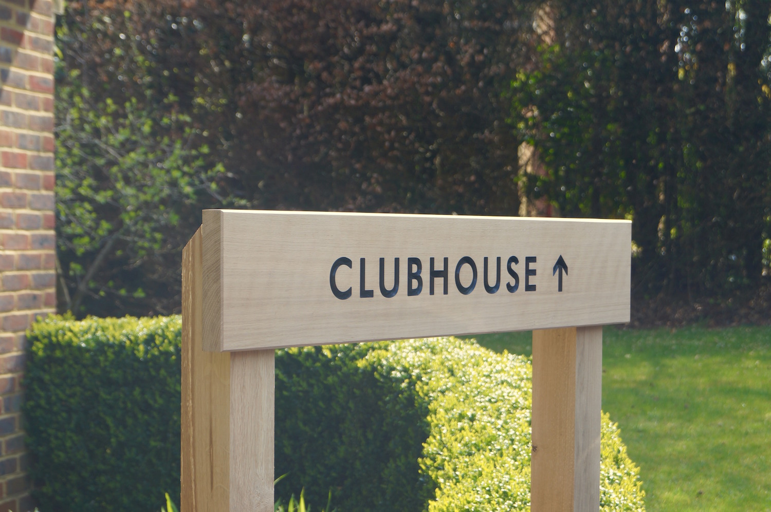 clubhouse-engraved-oak-signs-makemesomethingspecial.com