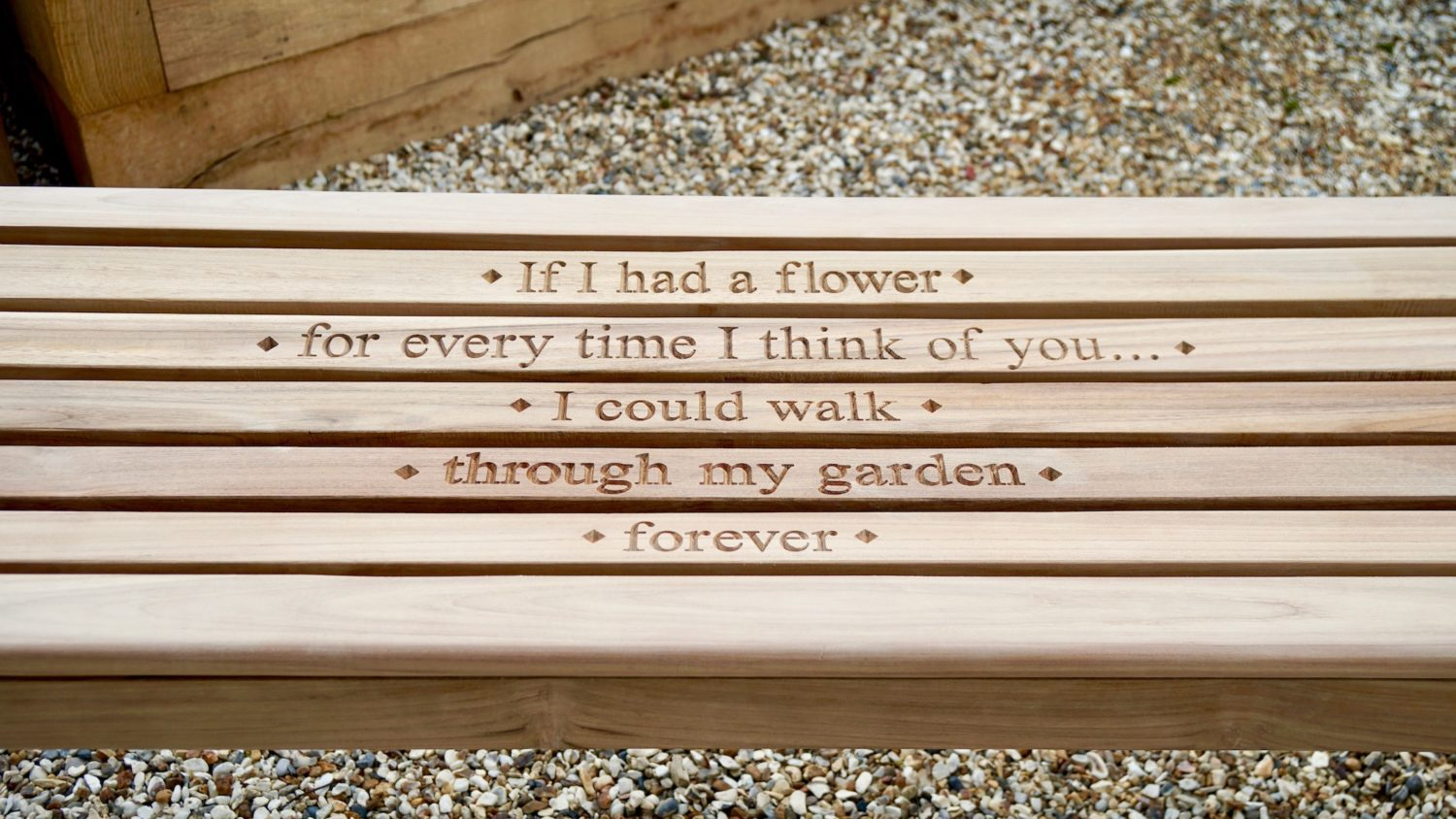 engraved-backless-bench