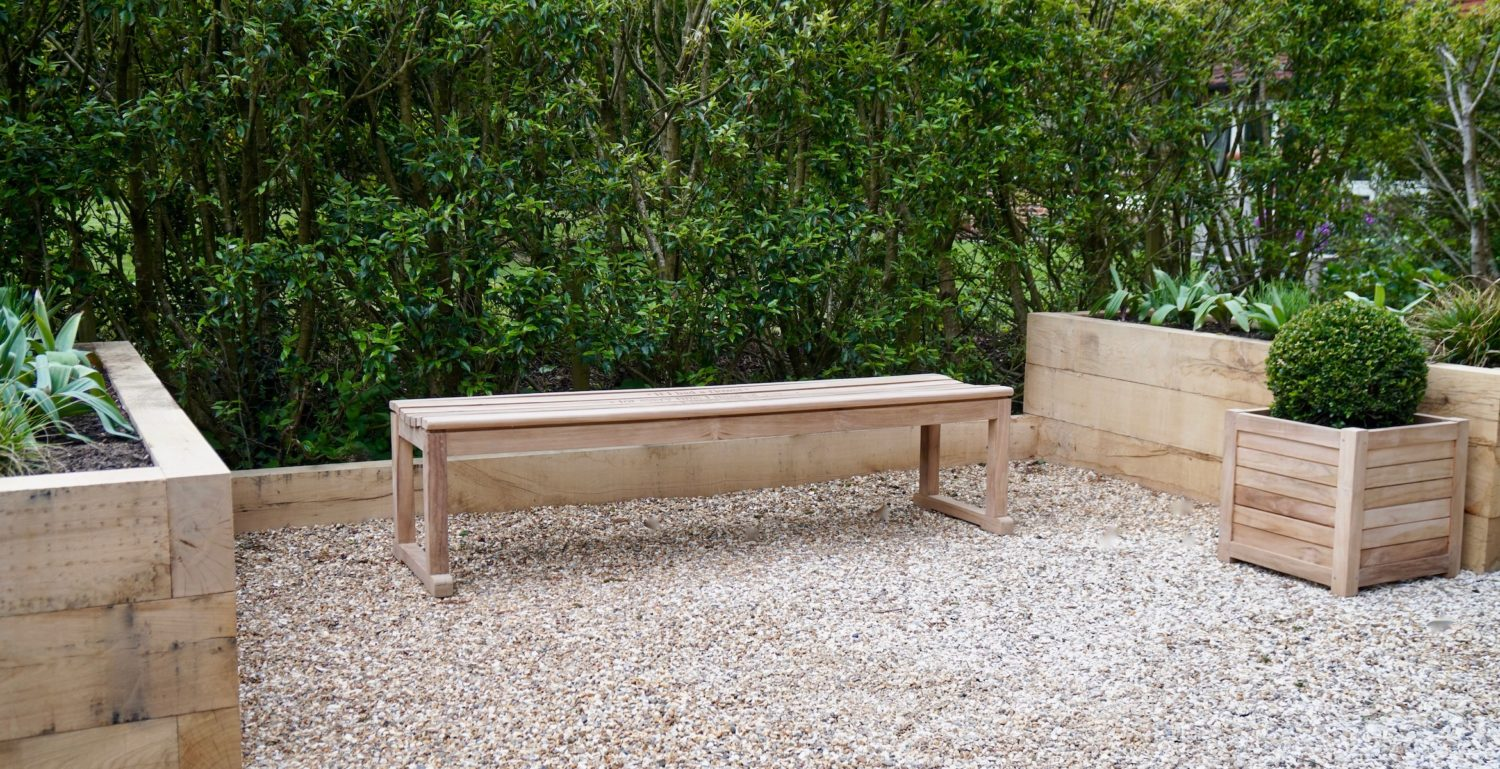 handmade-wooden-garden-planters-and-benches